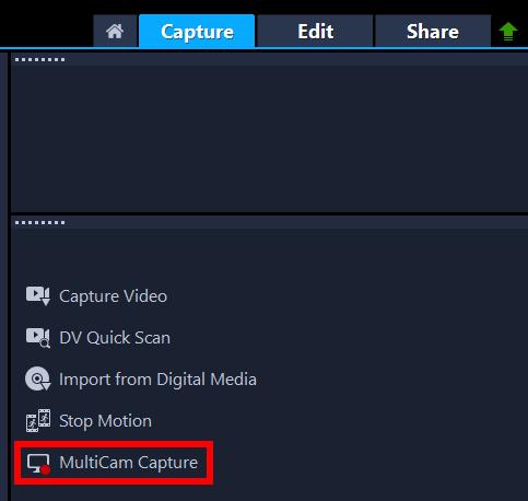 multicam capture
